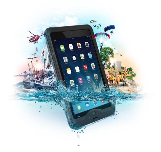 Photo of Nuud case for iPad Mini