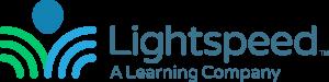 Lightspeed logo - A Learning Company