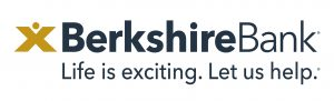 Berkshire Bank Logo: Life is exciting. Let us help.