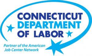 CT Dept of Labor logo