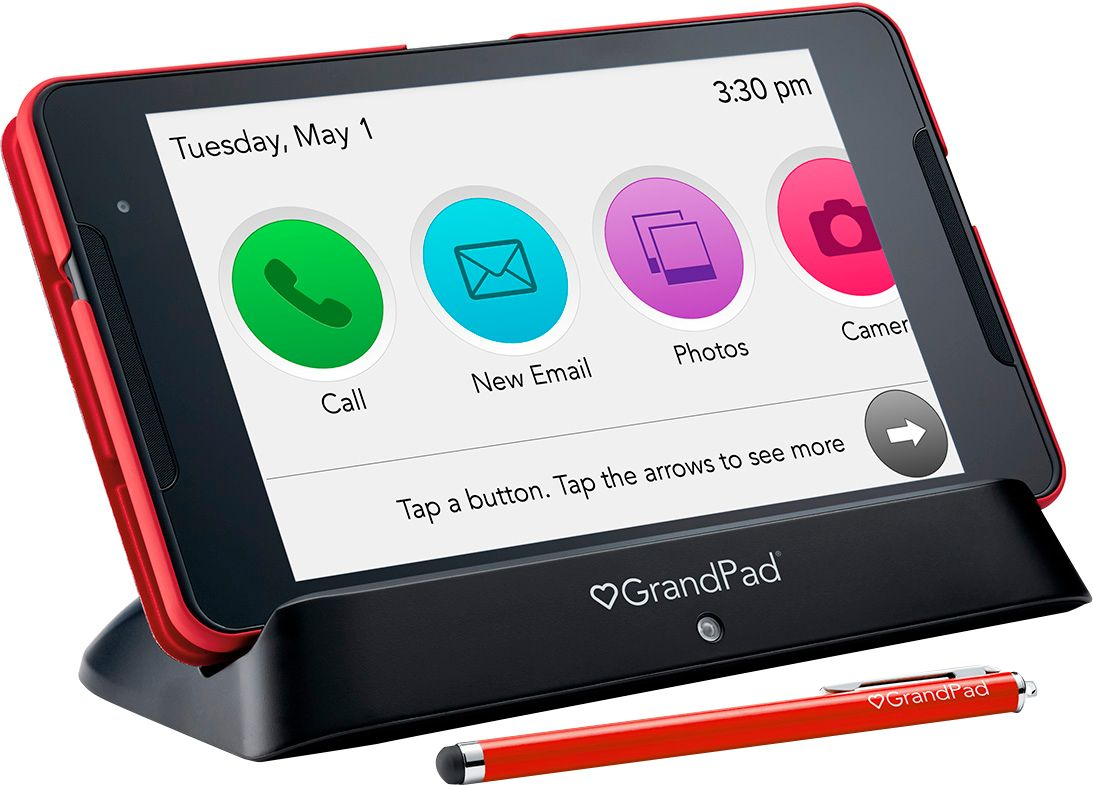 Photo of The GrandPad – Tablet for Seniors