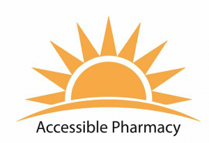 Accessible Pharmacy logo