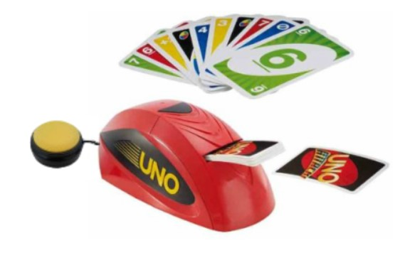 Photo of Switch Accessible Uno Attack Game